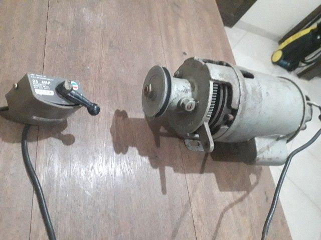 Motor para máquina de costura