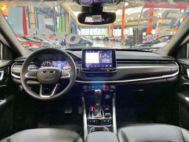 Jeep Nova Compass Longitude T350 4x4 a Diesel A Pronta entrega!!! Santo Andre São Paulo - Foto 12