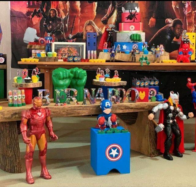 super heróis  locação  - Foto 5