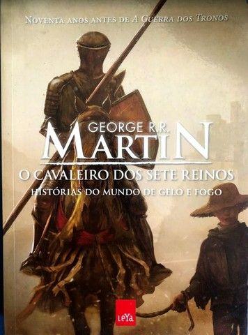 As Crônicas de Gelo e Fogo - O Cavaleiro dos Sete Reinos (Game of Thrones)