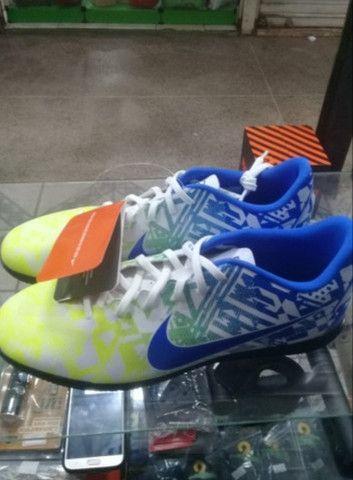 Chuteira da Nike futsal - Foto 4