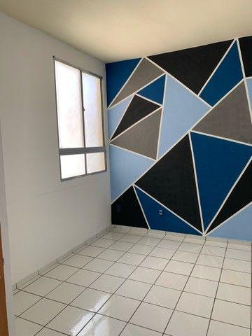 Alugo apartamento dois quartos , sala quarto e cozinha, 440 mensal  - Foto 2