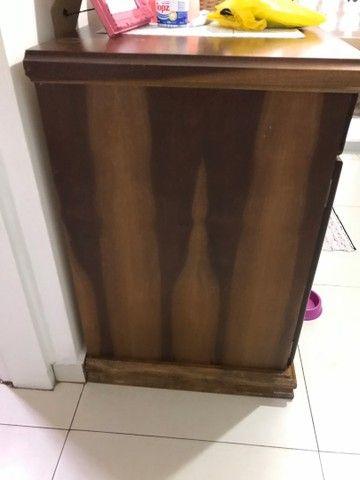 Buffet de madeira imbuia  - Foto 2