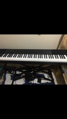Piano eletrônico CDP-135 - Foto 3