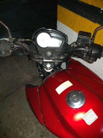 Moto Yamaha Fazer 150, 2015  - Foto 3