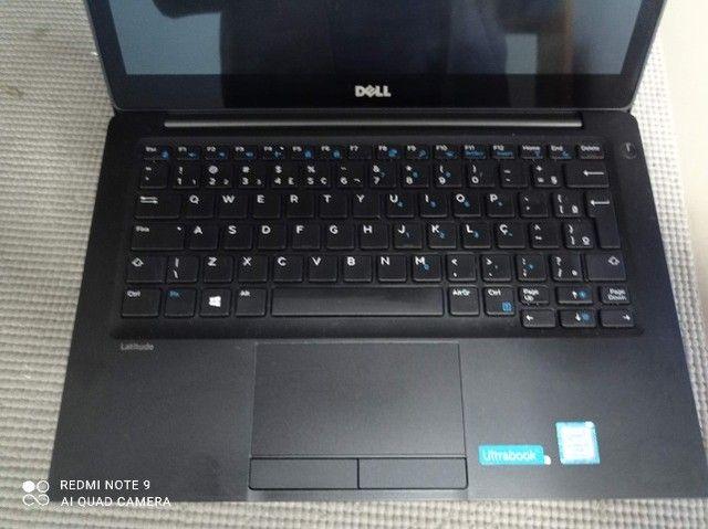 Dell I7 7a geração 8giga touchscreen zerado - Foto 2