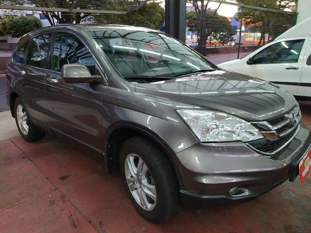 Honda CRV EXL 2.0 Cinza