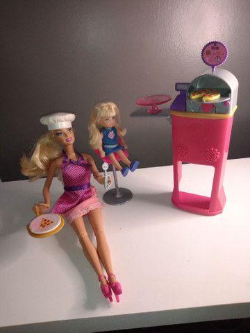 Boneca Barbie Pizzaiola