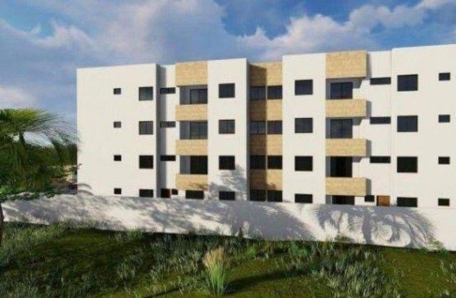 Apartamento no José Américo com 2 quartos, ambientes com varanda. Pronto para morar - Foto 5