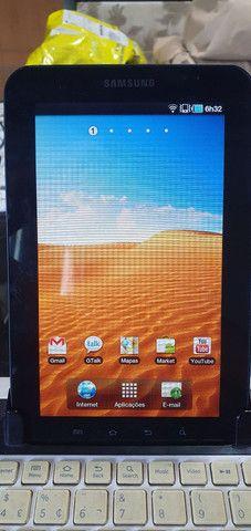 Tablet e teclado Samsung  - Foto 2