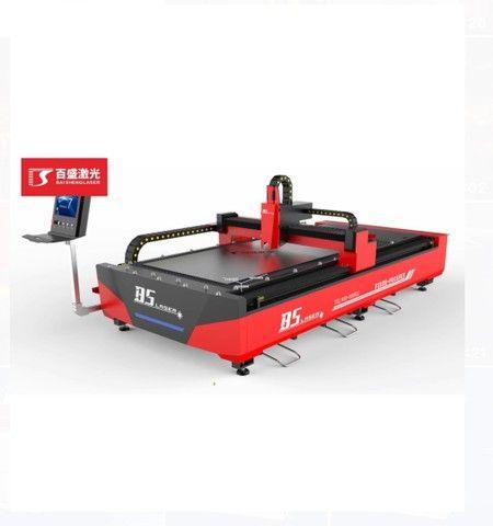 Máquina Industrial Laser Potência 1.500w BaishengLaser