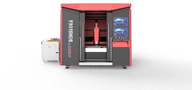 LASER Fibra  1.500w Baisheng Laser Pronta Entrega