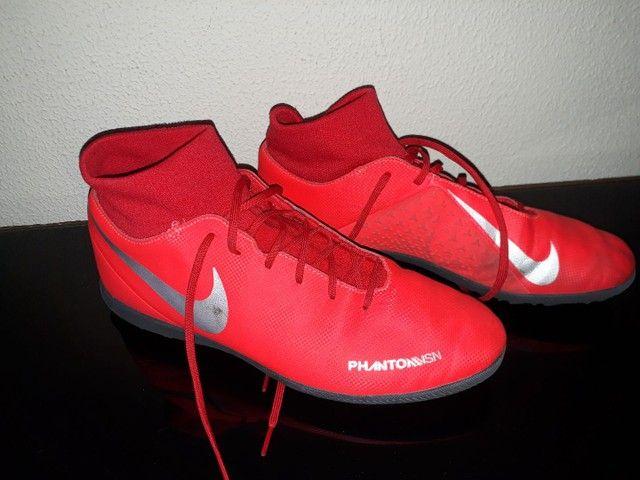 Chuteira Society Nike Phantom VSN  n°41