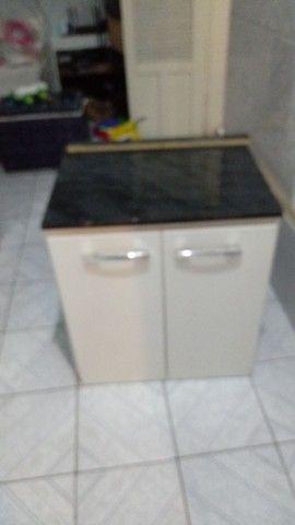 Balcão armário suspenso para cozinha