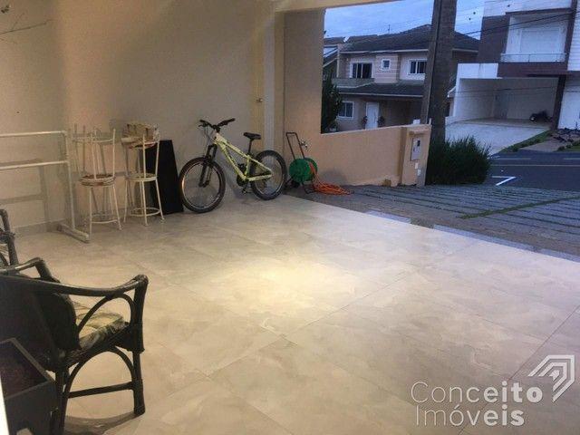 Casa de condomínio à venda com 4 dormitórios em Oficinas, Ponta grossa cod:393415.001 - Foto 11