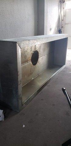 Coifa industrial 3 metros - Foto 4