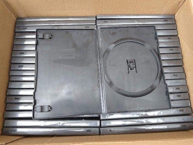 Cases/Capas de DVD 50 peças