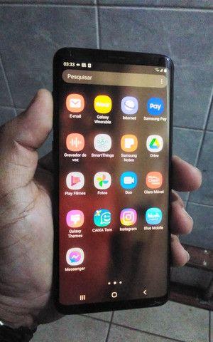 Samsung s9+ e fone Bluetooth novo - Foto 2