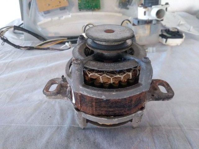 Motor da máquina Eletrolux 10 kg
