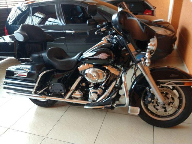 Harley Davidson electra glide clássic 2008 - Foto 4