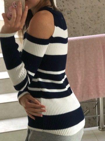 Blusa de lã - Foto 3