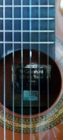 Violão Giannini GWNC4 ASTURIAS MACIÇO - Foto 3