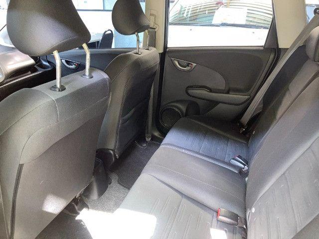 Honda Fit CX 1.4 Flex 4P AT 2014 - Foto 8