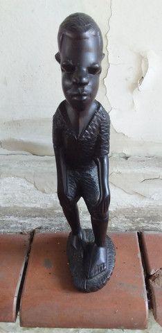 Escultura em Ébano - Foto 2