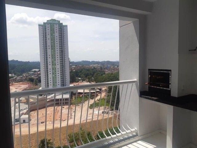 Apartamento com churrasqueira Embu Das Artes