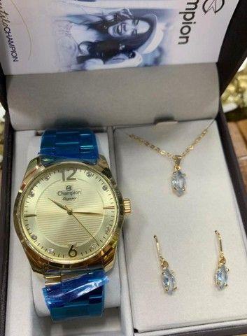 Relógios Femininos Champion e Tecnhos - Foto 3
