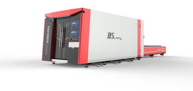 LASER Fibra  1.500w Baisheng Laser Pronta Entrega  - Foto 4
