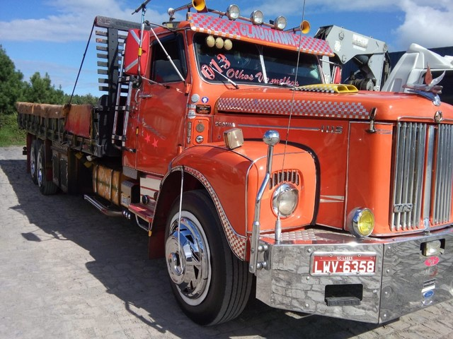 Scania jacaré 111 - Foto 7