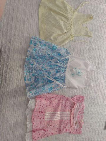 28 peças de roupas infantis - Foto 2