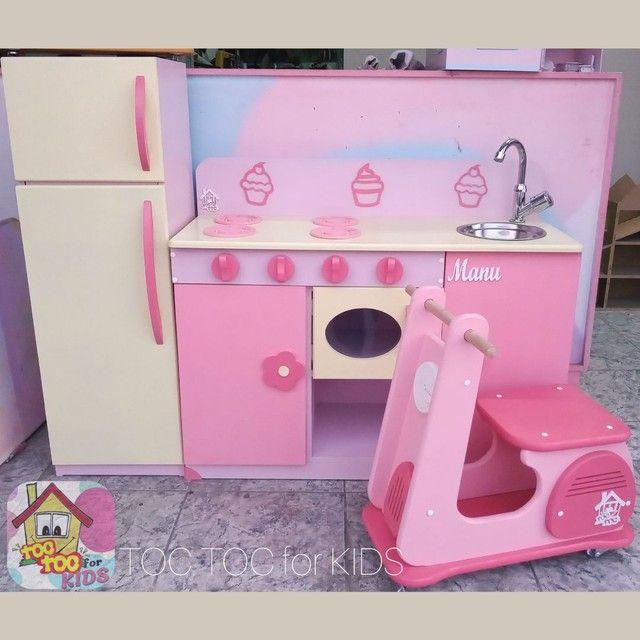 Cozinhas infantis 100% mdf - Foto 2
