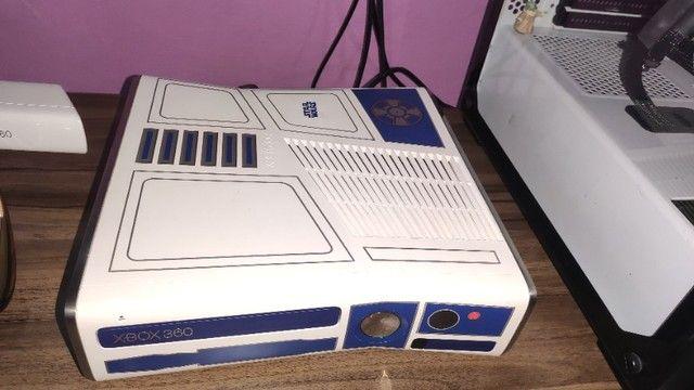 Xbox 360 Star Wars - original, em perfeito funcionamento - Foto 2