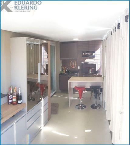 Apartamento Alto Padrão, 3 dormitórios, 2 banheiros, sacada, churrasqueira, Esteio - Foto 6