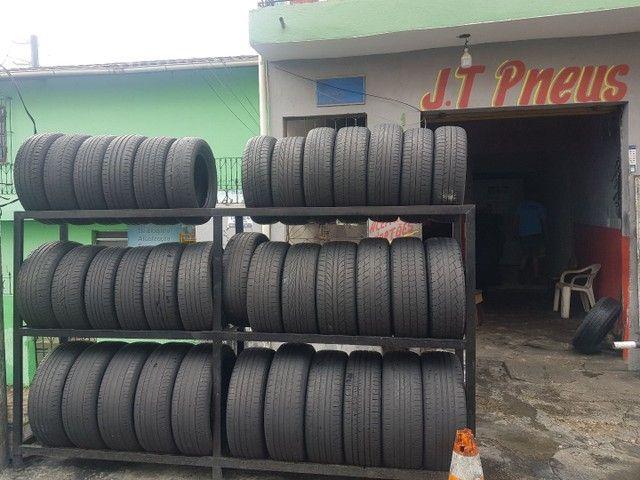 J.T Pneus borracharia pneu aro 15 195/65/15 a partir de r$ 70