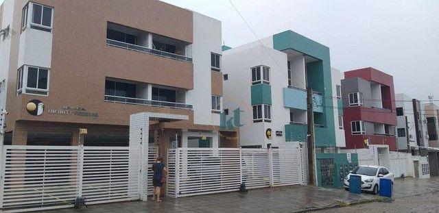 Apartamento com 3 dormitórios à venda, 85 m² por R$ 310.000,00 - Bancários - João Pessoa/P