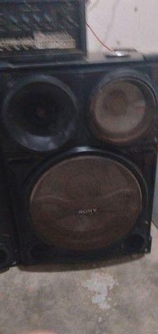 Caixas de som sony - Foto 2