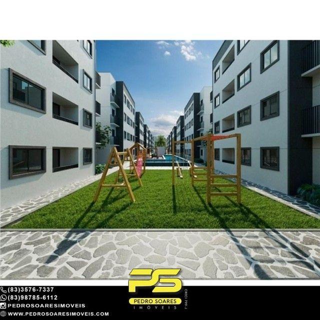 Apartamento com 2 dormitórios à venda, 43 m² por R$ 116.000 - Cristo Redentor - João Pesso - Foto 4