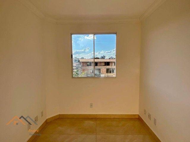 Apartamento com 2 quartos à venda, 45 m² por R$ 189.000 - Piratininga (Venda Nova) - Belo  - Foto 7