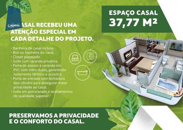 Apartamento à venda, 164 m² por R$ 1.313.737,46 - Guararapes - Fortaleza/CE - Foto 20