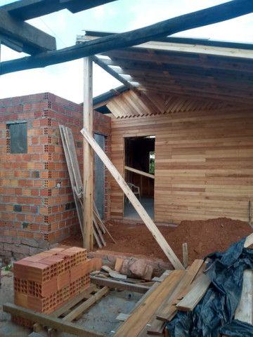 Vendo casa pre fabricada  - Foto 2