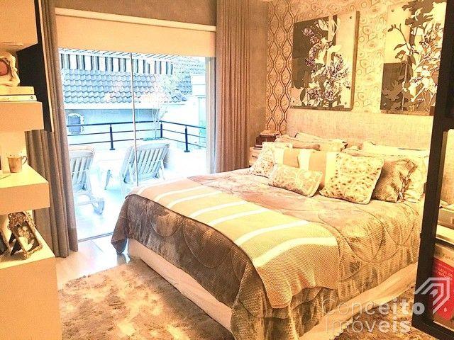 Casa de condomínio à venda com 4 dormitórios em Oficinas, Ponta grossa cod:393415.001 - Foto 3