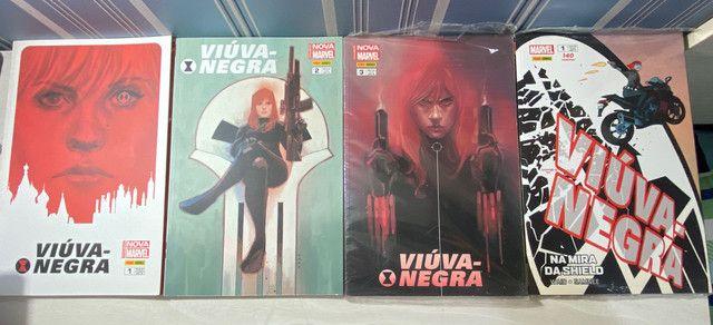HQs Marvel e DC  - Foto 4