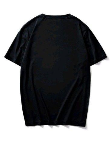 Camiseta preta underdog - Foto 2