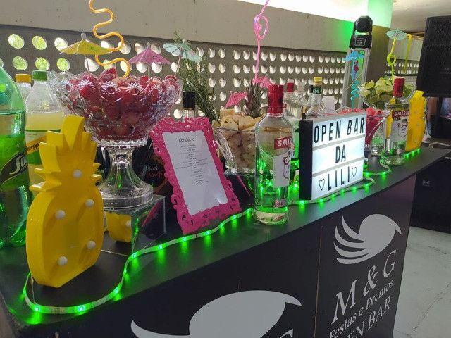 M&G Open Bar para festas e eventos - Foto 2