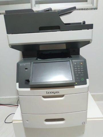Impressora Laser Lexmark MX711de  - Super conservada.  - Foto 4