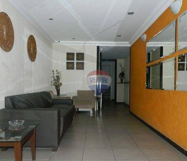 Apartamento com 2 dormitórios à venda, 60 m² por R$ 320.000,00 - Aflitos - Recife/PE - Foto 2