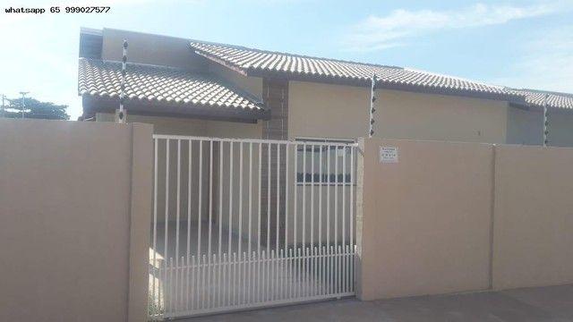 Casa para Venda em Várzea Grande, Ikaray, 2 dormitórios, 1 banheiro, 1 vaga